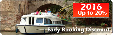 EarlyBooking Discount 2015
