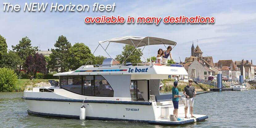 The NEW Horizon fleet